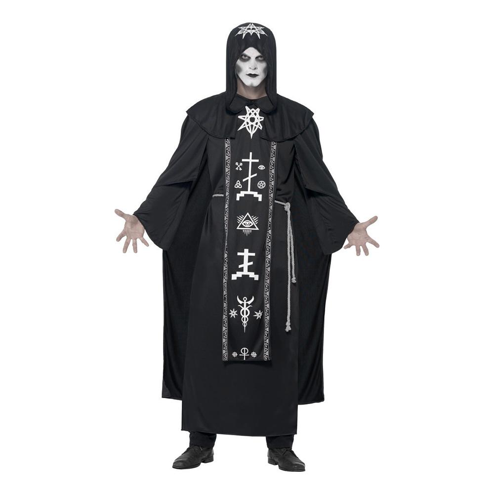 Dark Arts Ritual Maskeraddräkt - One size