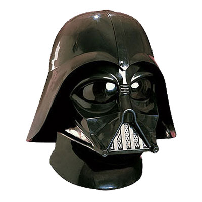 Darth Vader Deluxe Mask - One size