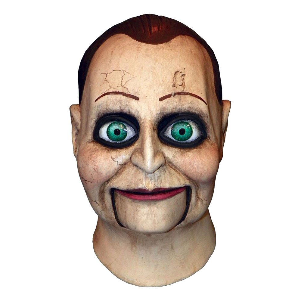 Dead Silence Billy Puppet Mask - One size