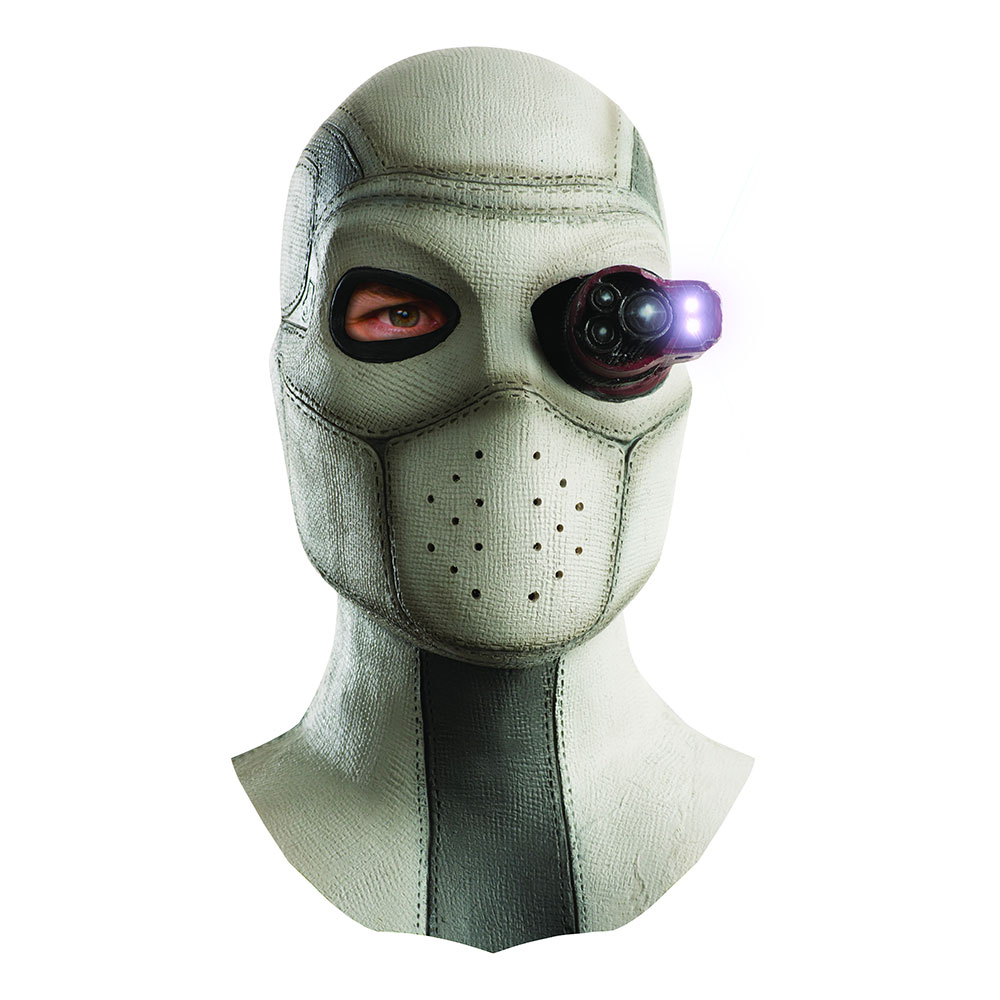 Suicide Squad Deadshot LED Mask - One size