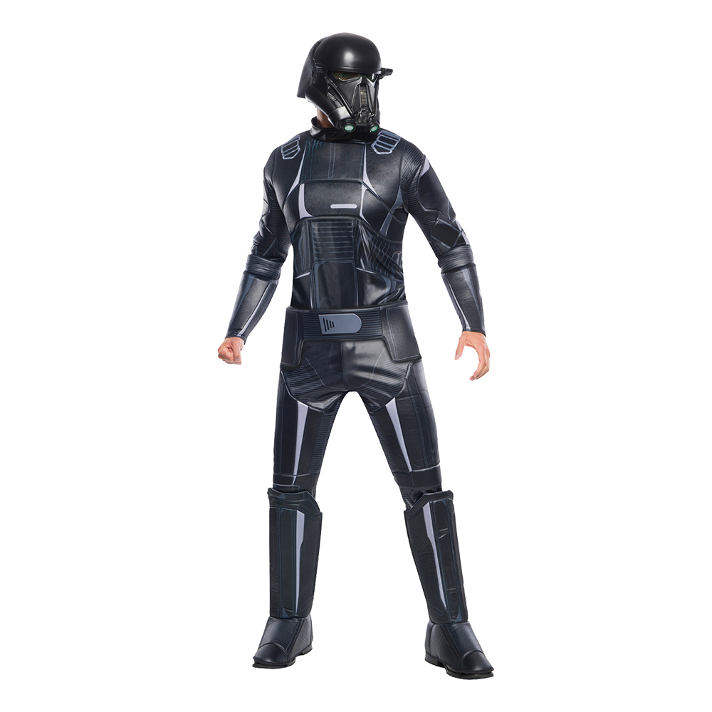 Death Trooper Deluxe Maskeraddräkt - X-Large