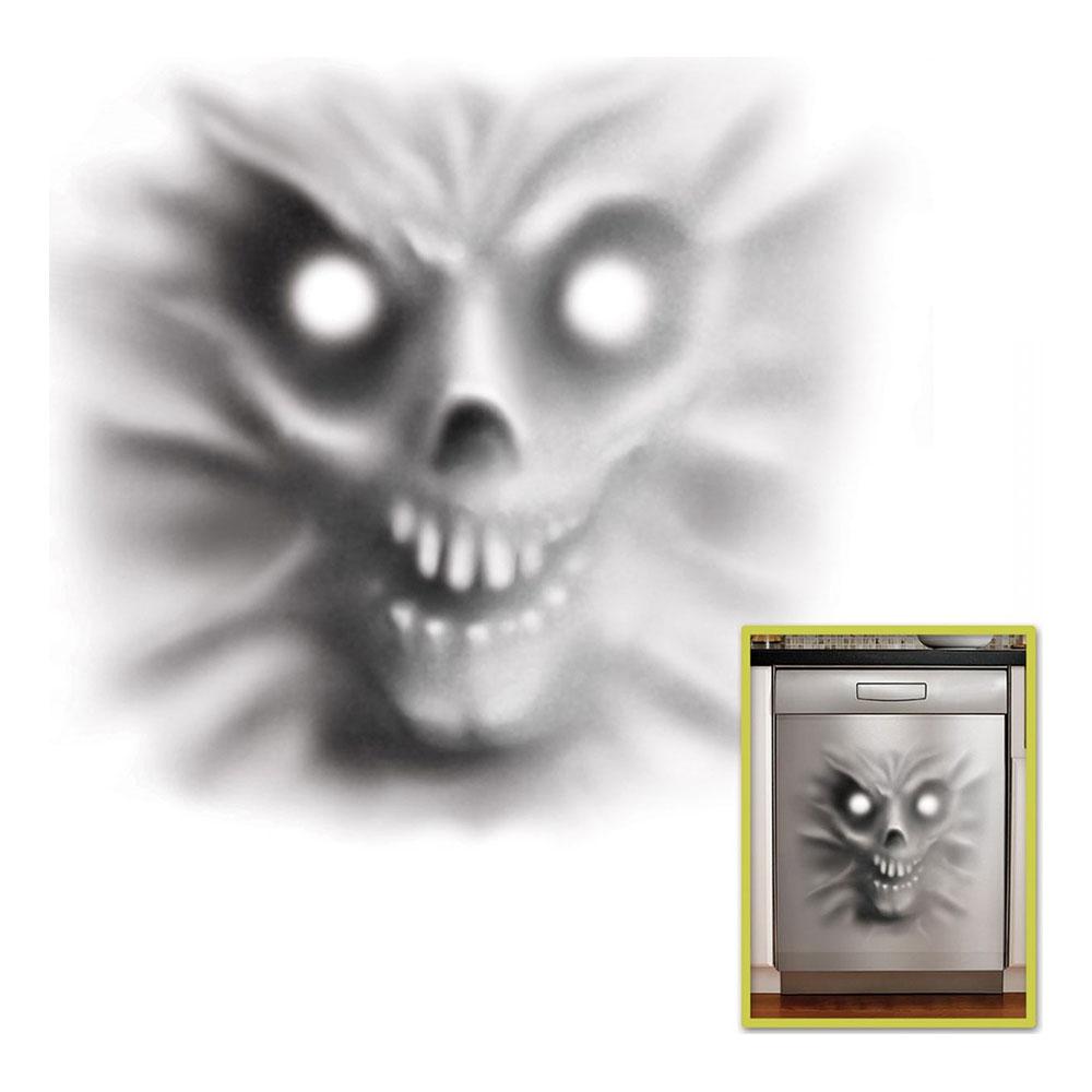 Demon Diskmaskins Dekoration