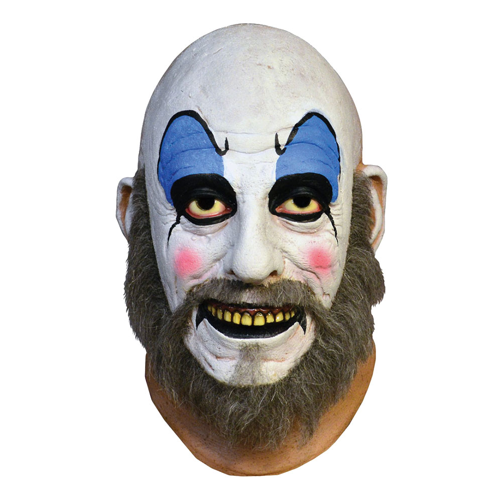 Devil's Rejects Captain Spaulding Mask - One size