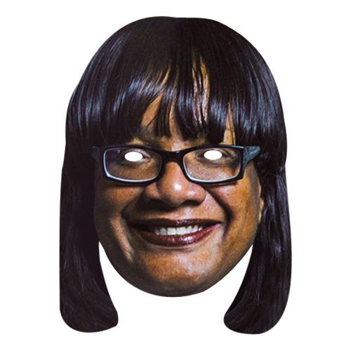 Diane Abbott Pappmask