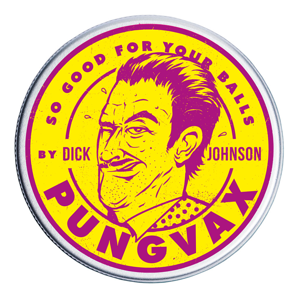 Dick Johnson Pungvax - 50 ml