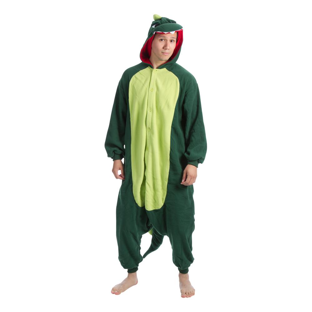 Dinosaurie - Dinosaurie Kigurumi - Medium