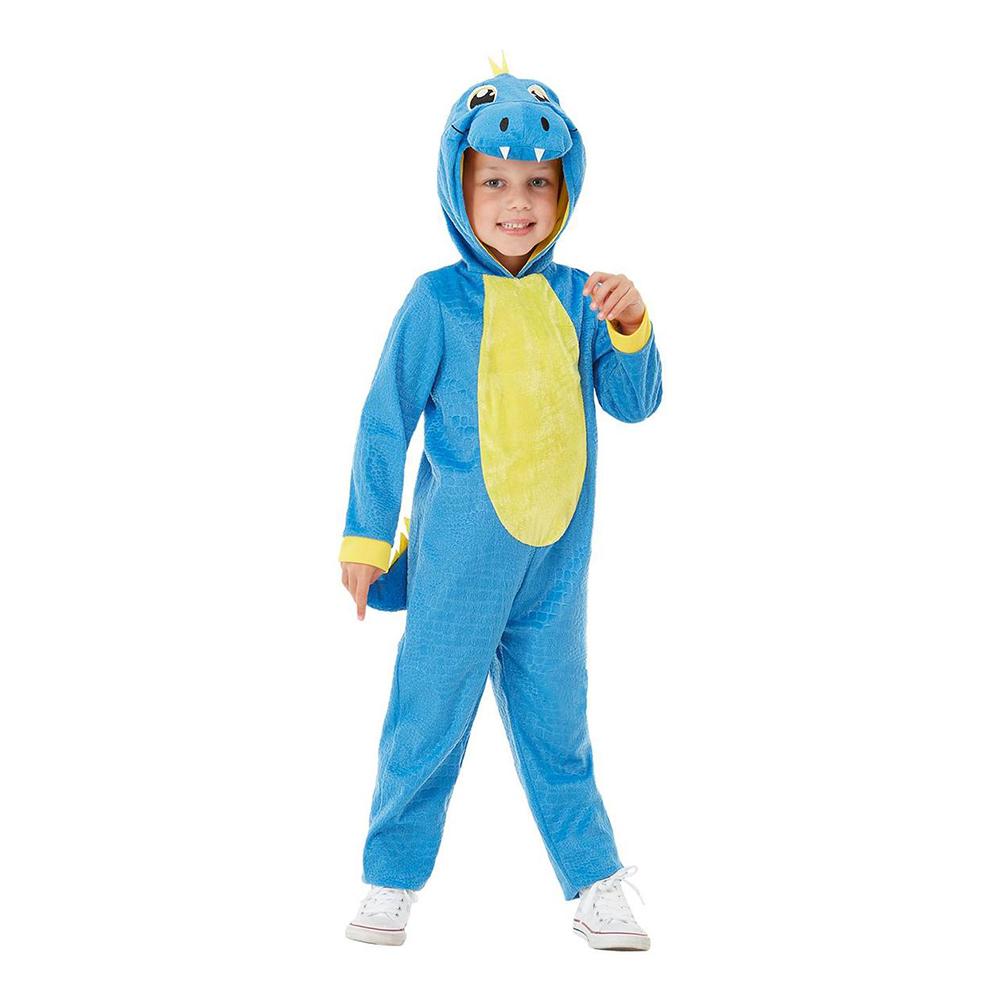 Dinosauriedräkter - Dinosaurie Toddler Maskeraddräkt - 1-2 år