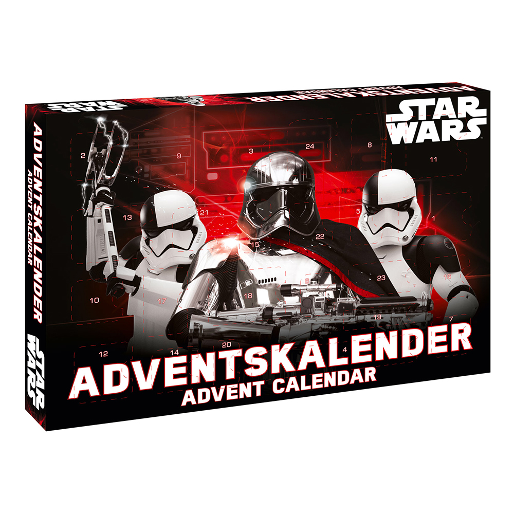 Disney Adventskalender Star Wars