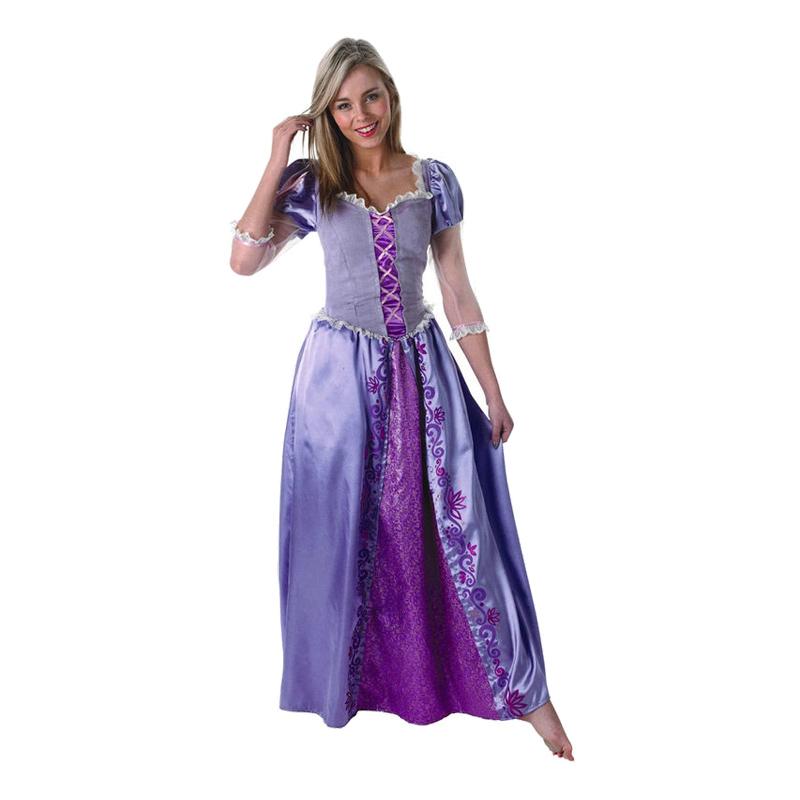 Disney Rapunzel Maskeraddräkt - Small