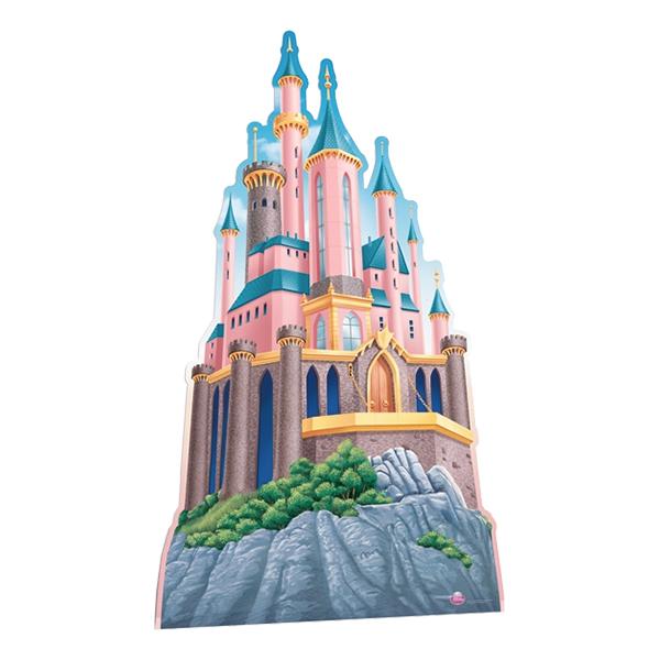 Disneyslottet Kartongfigur