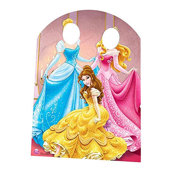 Disneyprinsessor Stand-In Kartongvägg