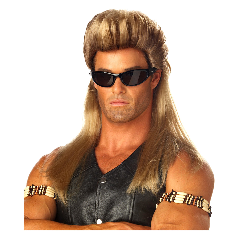 Dog the Bounty Hunter Peruk - One size