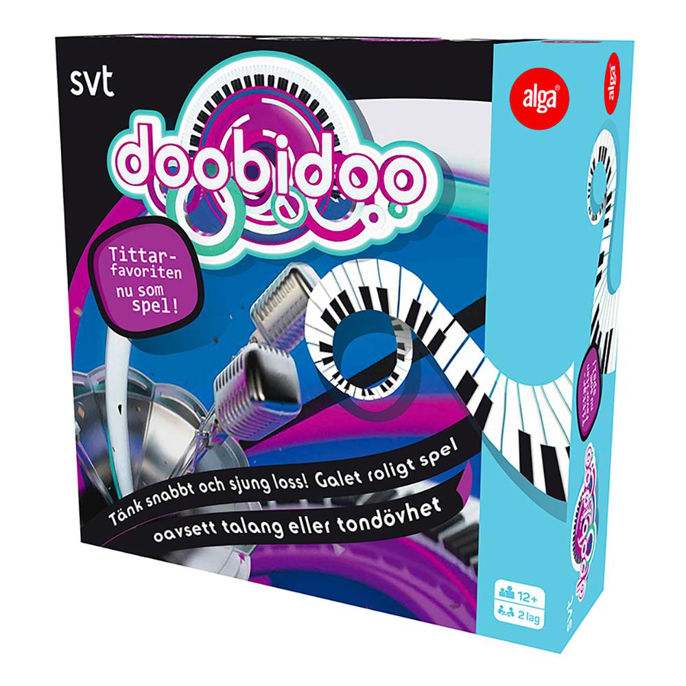 Doobidoo Sällskapsspel