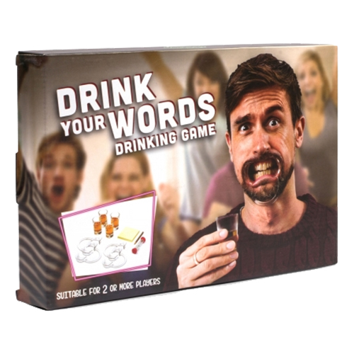 Drink Your Words Festspel