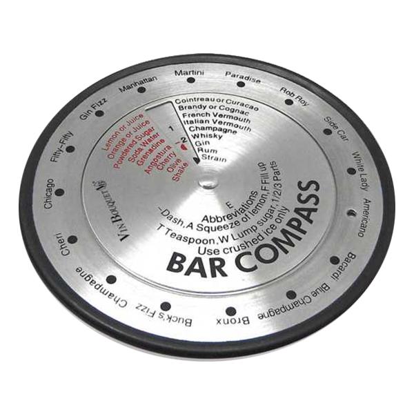 Drinkrecept Kompass