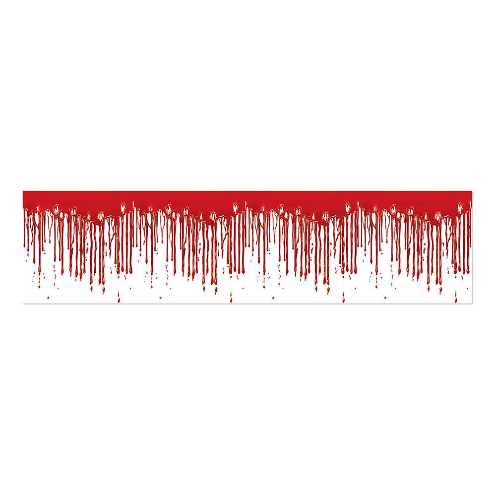 Droppande Blod Väggdekoration