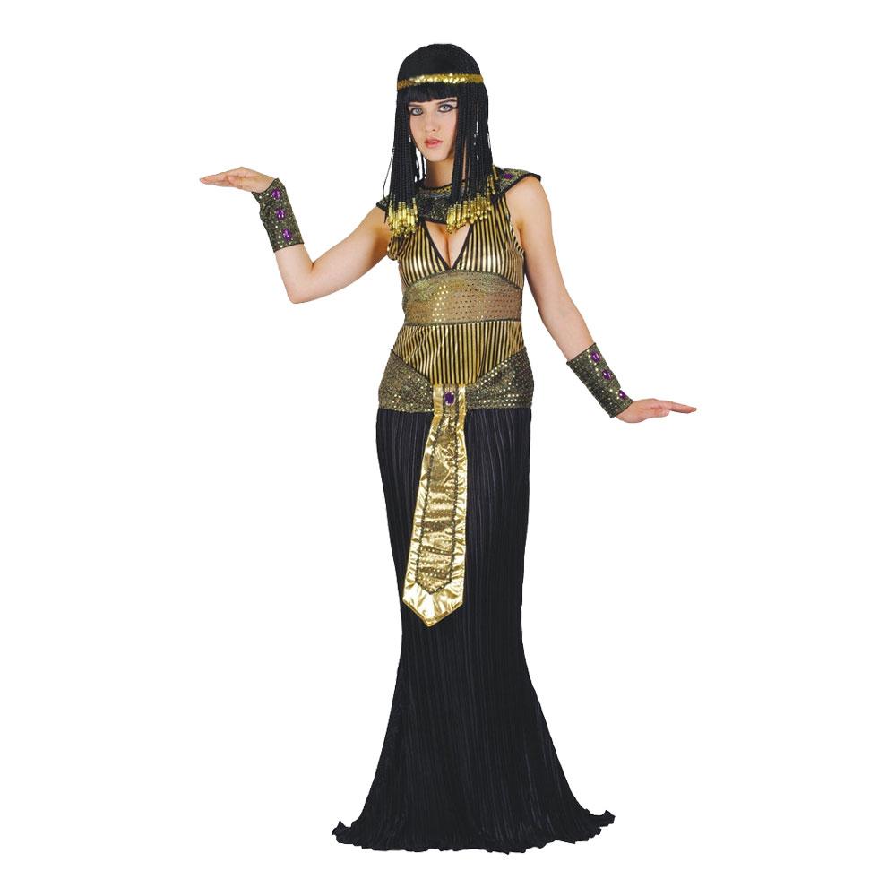 Drottning Cleopatra Maskeraddräkt - X-Large