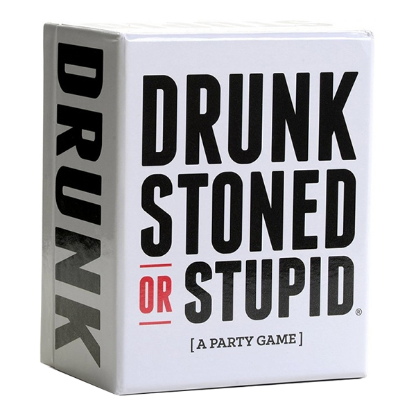 Drunk Stoned or Stupid Partyspel
