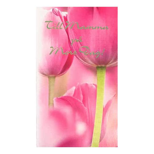 Dubbelkort Till Mamma på Mors Dag