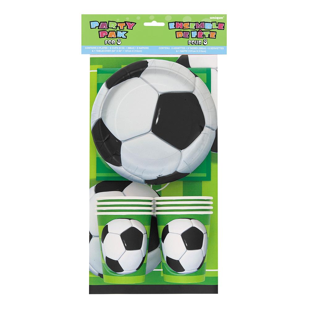 Dukningsset Fotboll