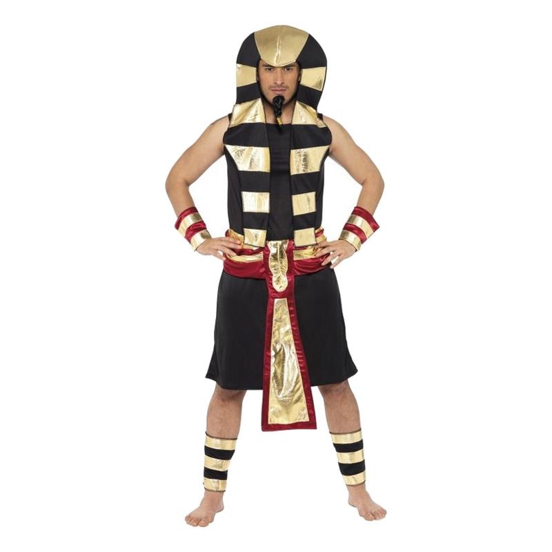 Egyptisk Farao Maskeraddräkt - One size