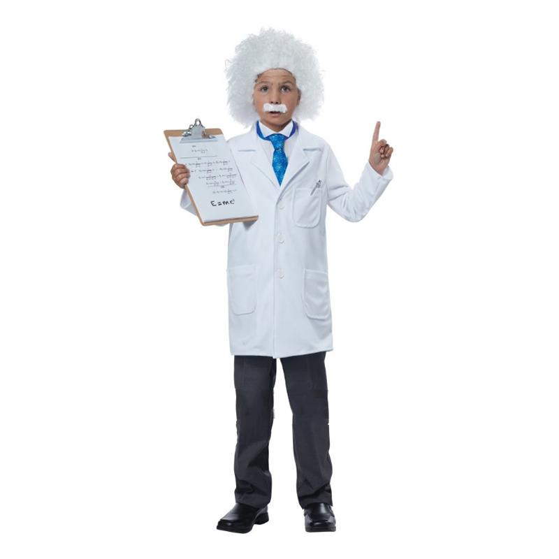 Einstein Barn Maskeraddräkt - Small