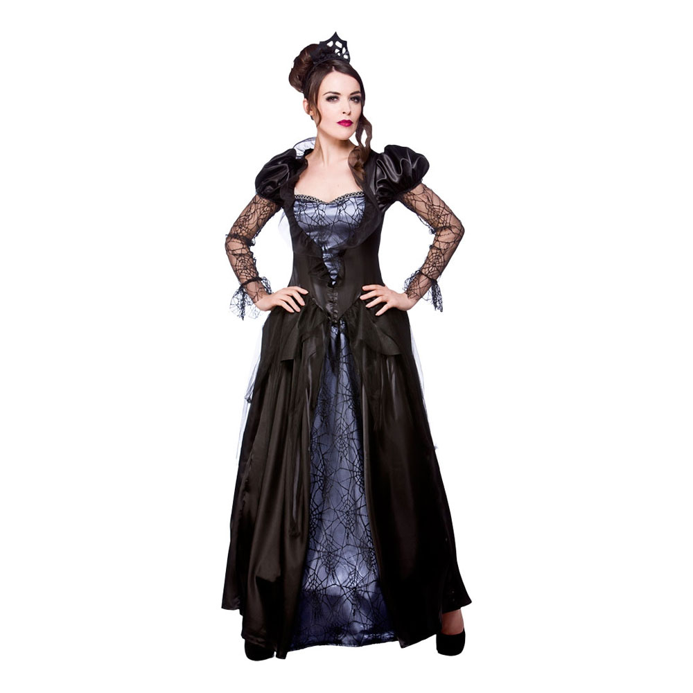 Elak Drottning Maskeraddräkt - Large