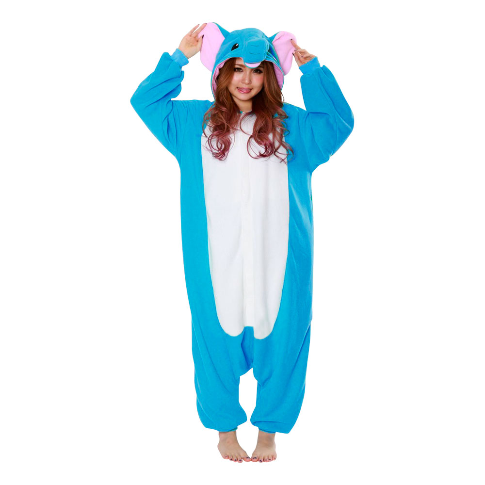 Elefant Kigurumi - Medium