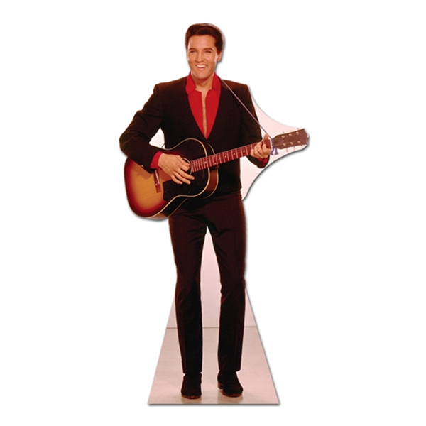 Elvis Presley Kartongfigur