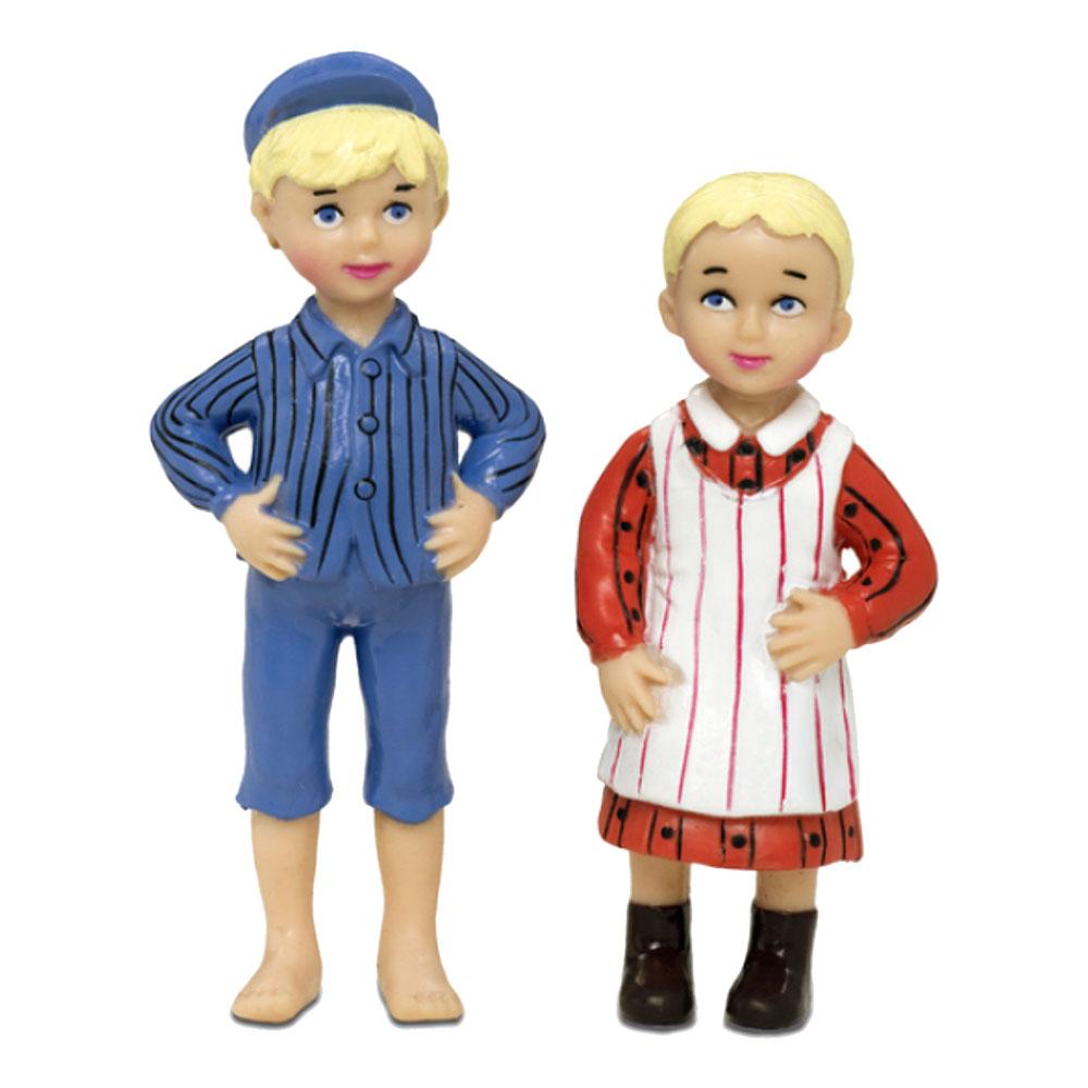 Emil & Ida Figurset