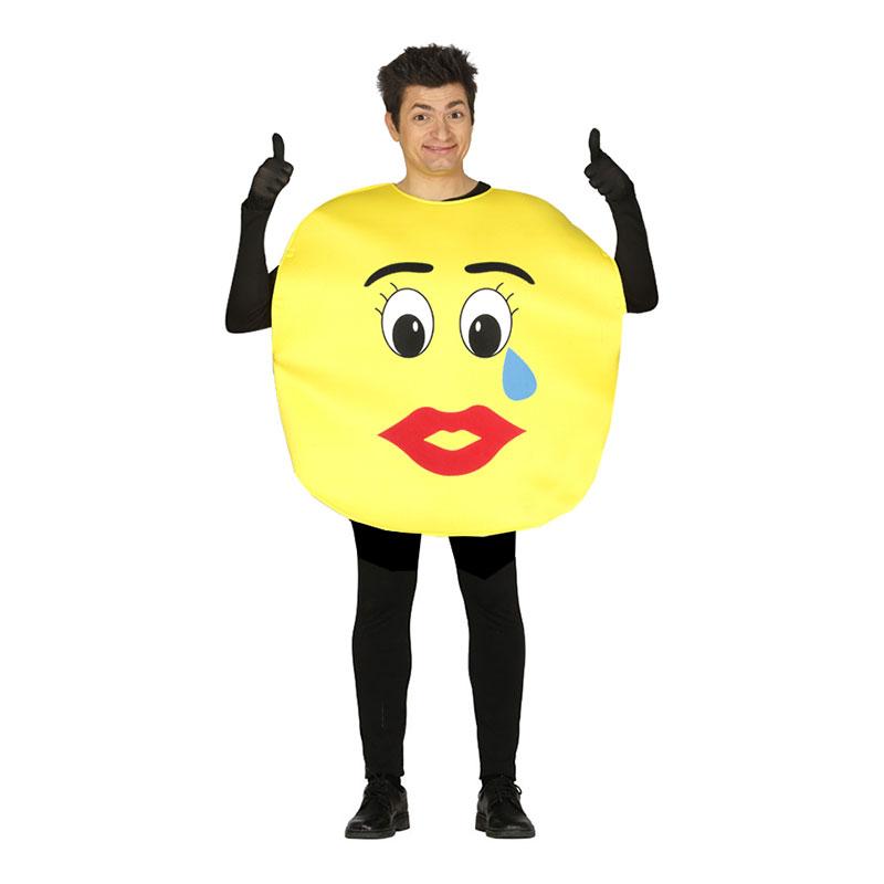 Emoji Maskeraddräkt - One size Billigt 299 kr a73d41b967e7d