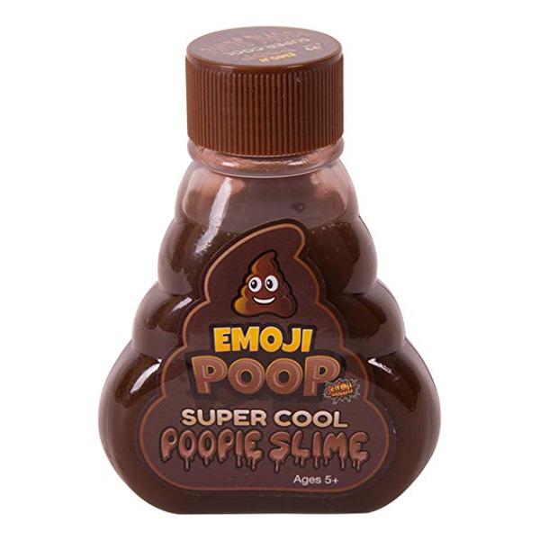 Emoji Poop Slime