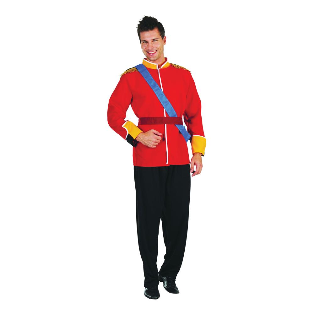 Engelsk Prins Maskeraddräkt - One size