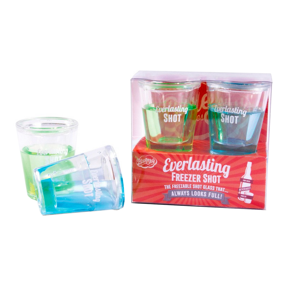 Everlasting Shotglas - 2-pack