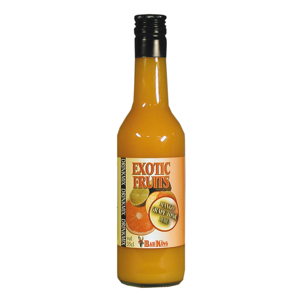 BarKing Exotic Fruits - 35 cl