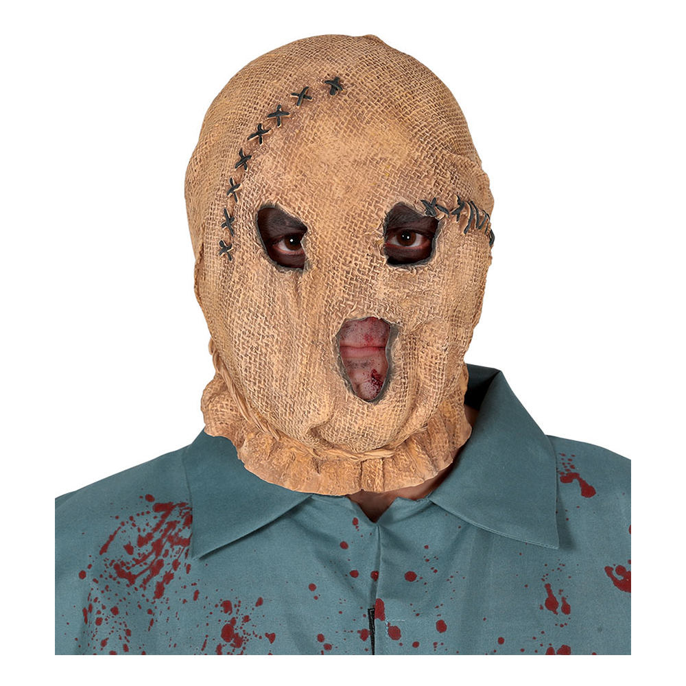 Fågelskrämma Halloween Mask