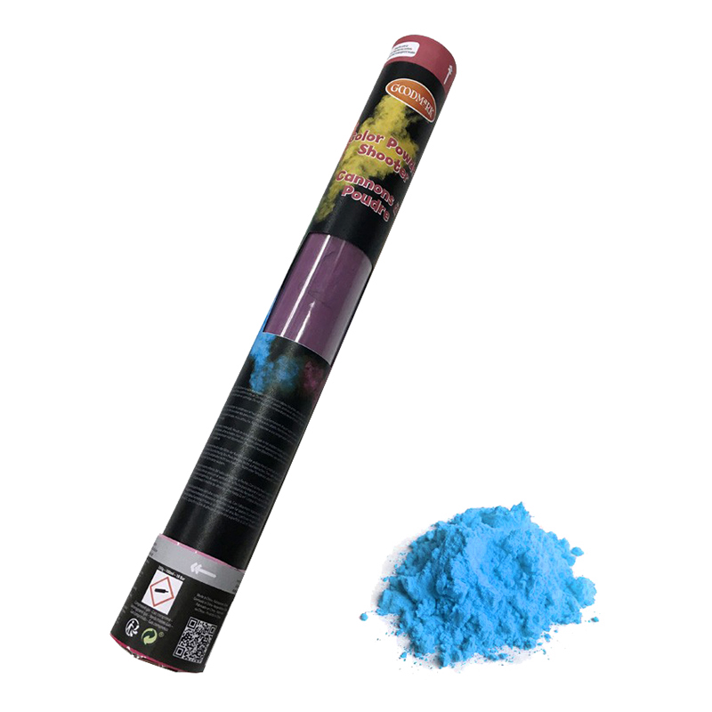 Färgkanon Blå - 40 cm