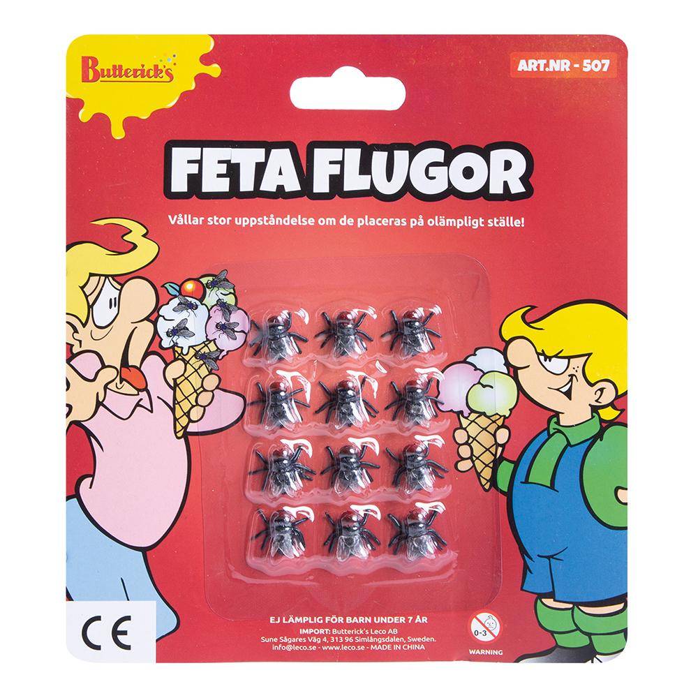 Feta Flugor - 12-pack
