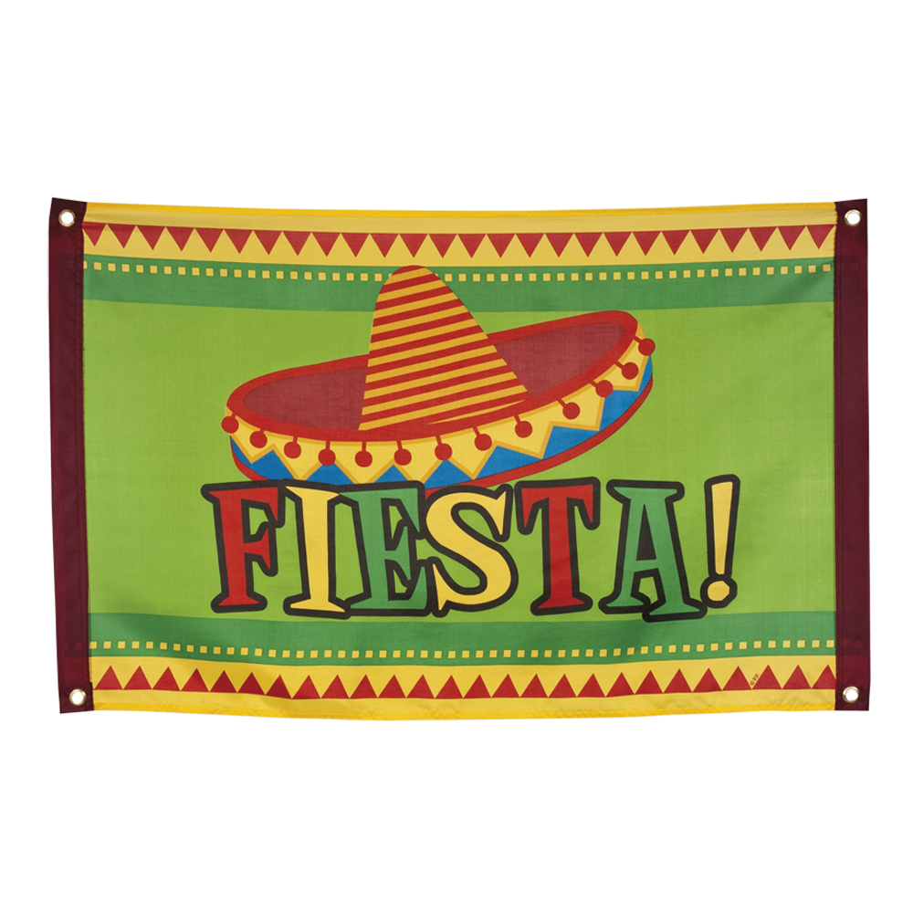 Fiesta! Flagga