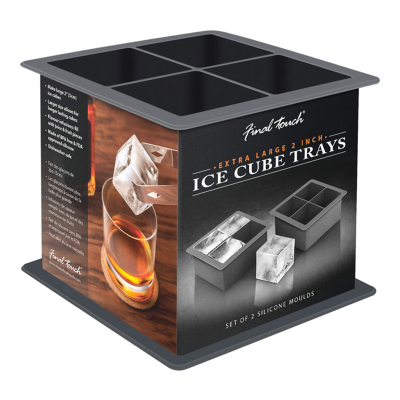 Final Touch Chillcubes - 2-pack