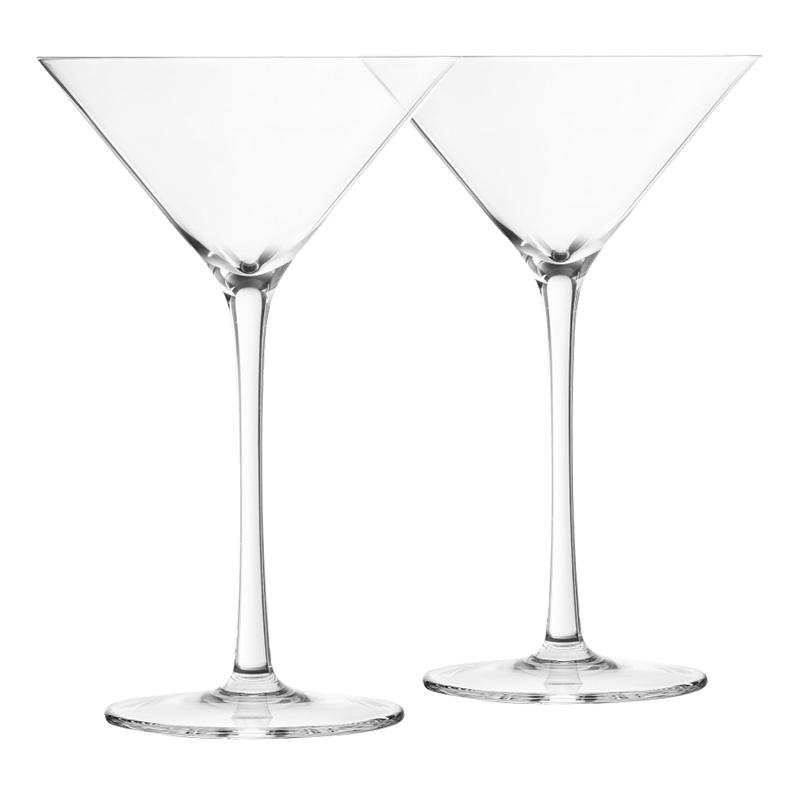 Final Touch Martiniglas - 2-pack