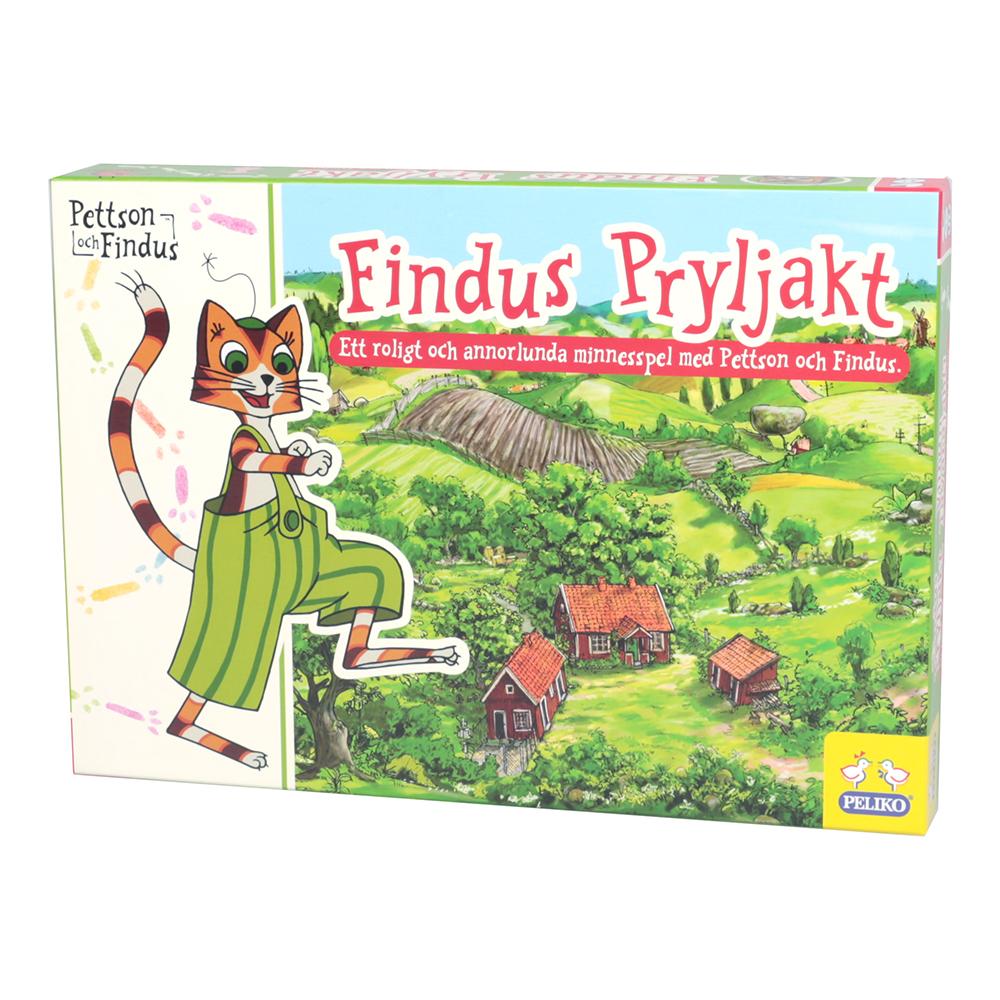 Findus Pryljakt