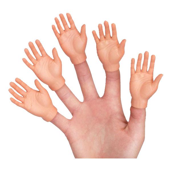 Fingerhänder - 5-pack
