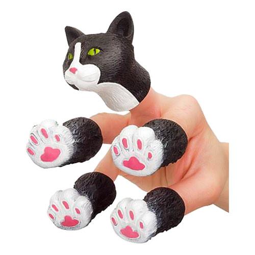 Fingerpuppets Handicat