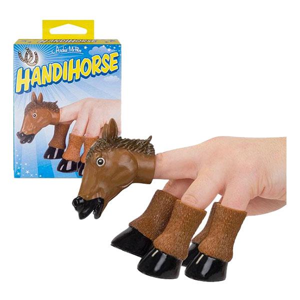Fingerpuppets Handihorse