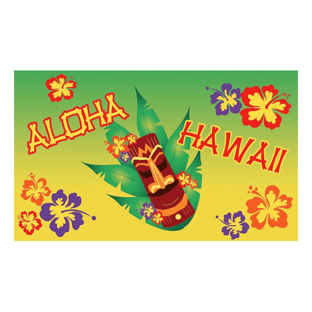 Flagga Aloha - 90 x 150 cm