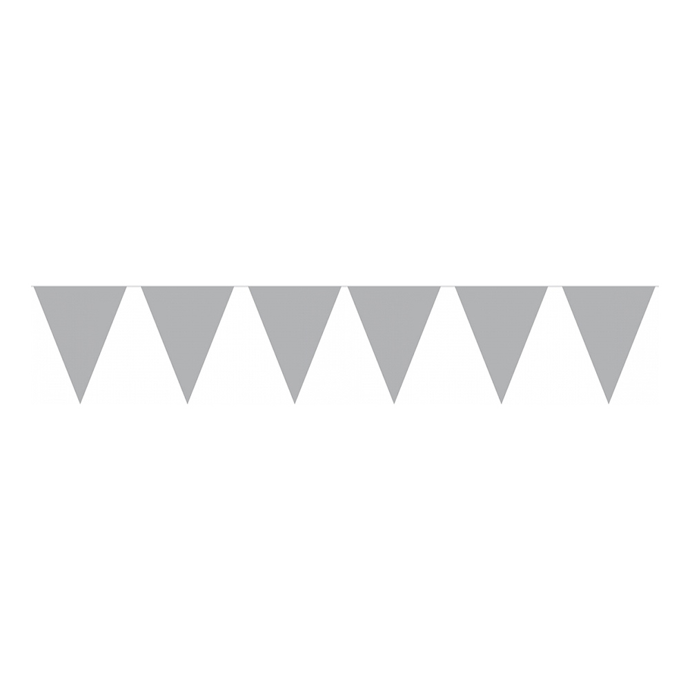 Flaggirlang Silver