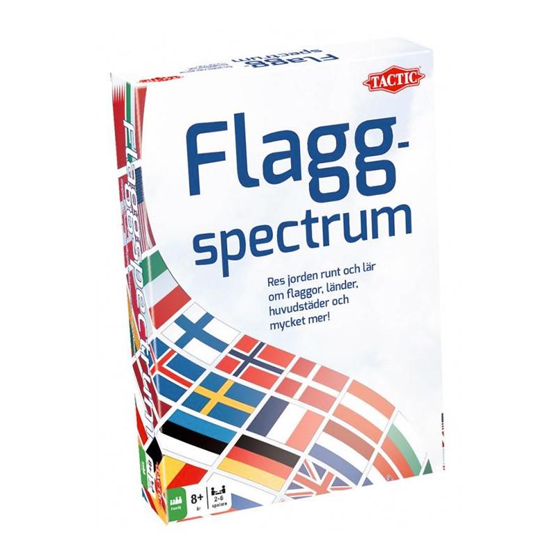 Flaggspectrum Frågespel