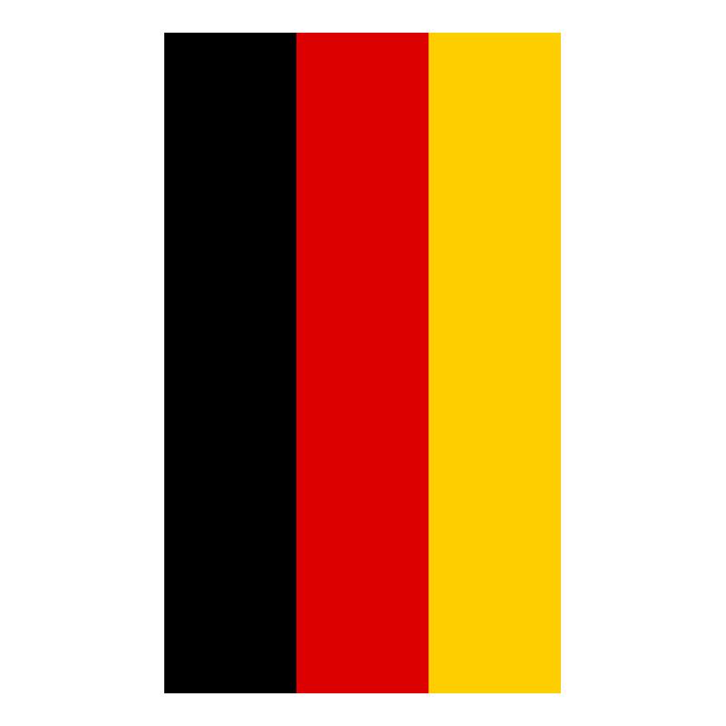 Flaggspel Tyskland