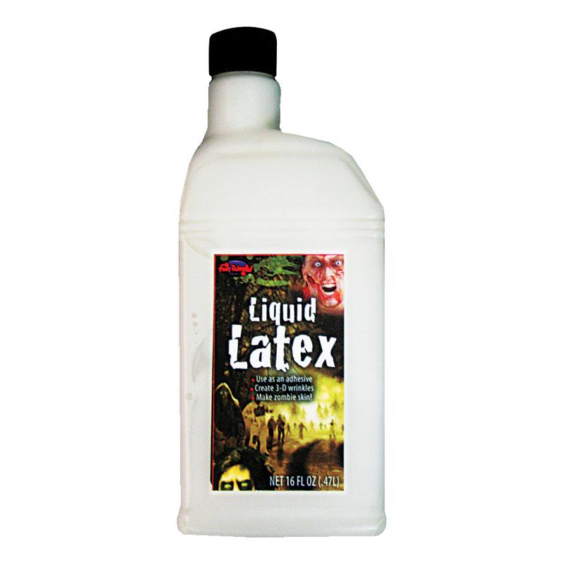 Flaska med Latex